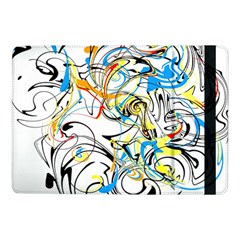 Abstract Fun Design Samsung Galaxy Tab Pro 10 1  Flip Case