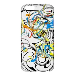 Abstract Fun Design Apple Iphone 6 Plus Hardshell Case