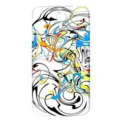 Abstract Fun Design Samsung Galaxy Mega I9200 Hardshell Back Case