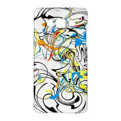 Abstract Fun Design Samsung Galaxy A5 Hardshell Case