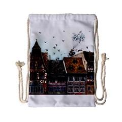 Rooftop Drawstring Bag (small)
