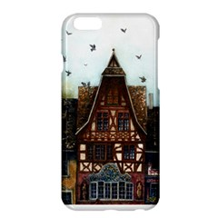Rooftop Verticle 01 Apple iPhone 6 Plus Hardshell Case