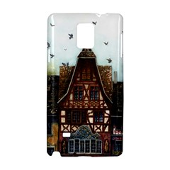 Rooftop Verticle 01 Samsung Galaxy Note 4 Hardshell Case