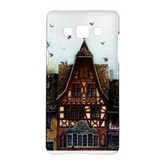 Rooftop Verticle 01 Samsung Galaxy A5 Hardshell Case