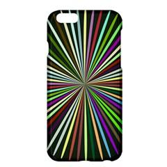 Colorful raysApple iPhone 6 Plus Hardshell Case