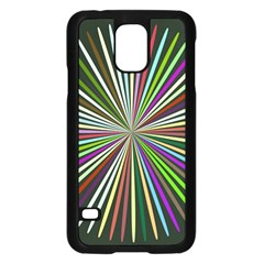Colorful Rayssamsung Galaxy S5 Case