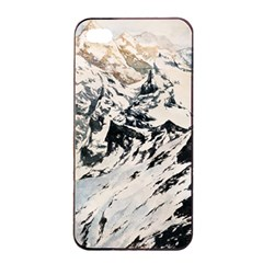 Snowmountain Apple Iphone 4/4s Seamless Case (black)