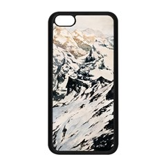 Snowmountain Apple Iphone 5c Seamless Case (black)