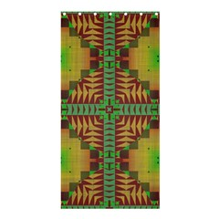 Tribal shapes pattern	Shower Curtain 36  x 72