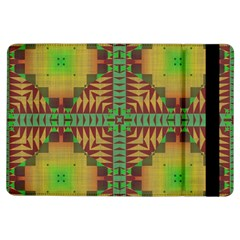 Tribal Shapes Pattern	apple Ipad Air Flip Case