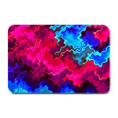 Psychedelic Storm Plate Mats