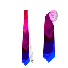 Psychedelic Storm Neckties (one Side)