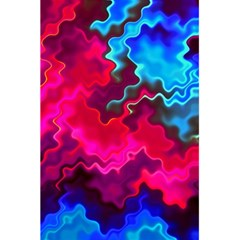 Psychedelic Storm 5.5  x 8.5  Notebooks