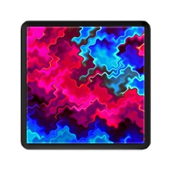 Psychedelic Storm Memory Card Reader (Square)