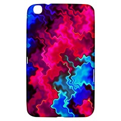 Psychedelic Storm Samsung Galaxy Tab 3 (8 ) T3100 Hardshell Case