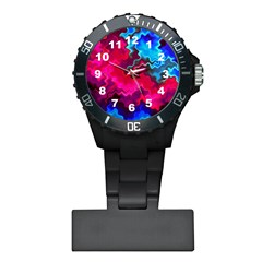 Psychedelic Storm Nurses Watches