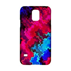 Psychedelic Storm Samsung Galaxy S5 Hardshell Case