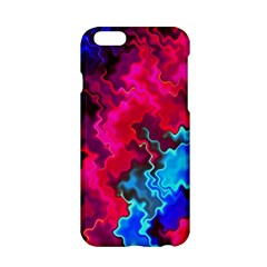 Psychedelic Storm Apple iPhone 6 Hardshell Case