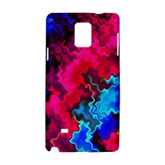 Psychedelic Storm Samsung Galaxy Note 4 Hardshell Case