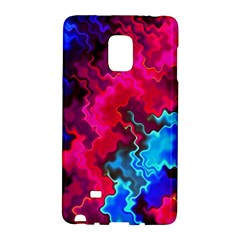 Psychedelic Storm Galaxy Note Edge