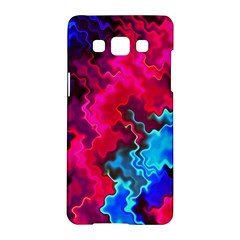 Psychedelic Storm Samsung Galaxy A5 Hardshell Case