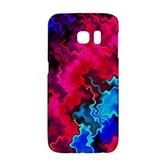 Psychedelic Storm Galaxy S6 Edge