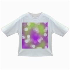 Modern Bokeh 7 Infant/Toddler T-Shirts