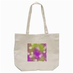 Modern Bokeh 7 Tote Bag (Cream)