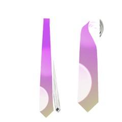 Modern Bokeh 7 Neckties (one Side)