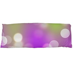 Modern Bokeh 7 Body Pillow Cases (Dakimakura)