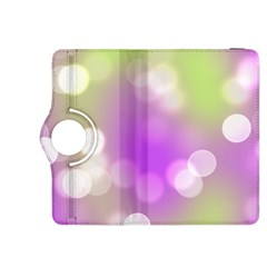 Modern Bokeh 7 Kindle Fire Hdx 8 9  Flip 360 Case