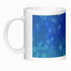 Modern Bokeh 8 Night Luminous Mugs