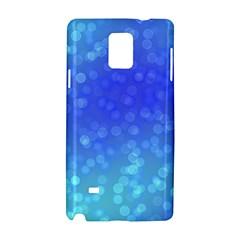 Modern Bokeh 8 Samsung Galaxy Note 4 Hardshell Case