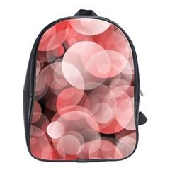 Modern Bokeh 10 School Bags(large)