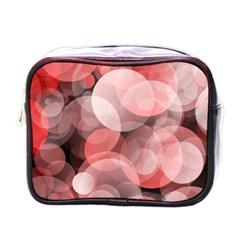 Modern Bokeh 10 Mini Toiletries Bags