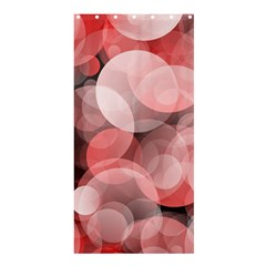 Modern Bokeh 10 Shower Curtain 36  x 72  (Stall)