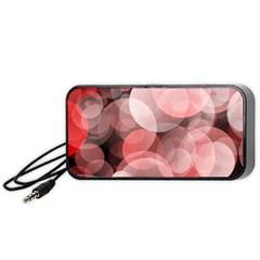 Modern Bokeh 10 Portable Speaker (Black)