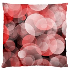 Modern Bokeh 10 Large Flano Cushion Cases (one Side)
