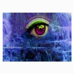 Waterfall Tears Large Glasses Cloth (2 Side)