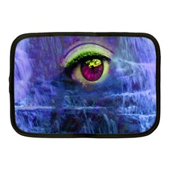 Waterfall Tears Netbook Case (medium)