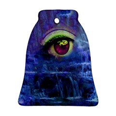 Waterfall Tears Bell Ornament (2 Sides)
