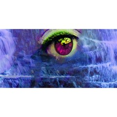 Waterfall Tears YOU ARE INVITED 3D Greeting Card (8x4)