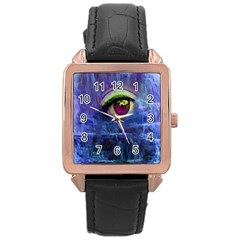 Waterfall Tears Rose Gold Watches