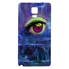 Waterfall Tears Galaxy Note 4 Back Case