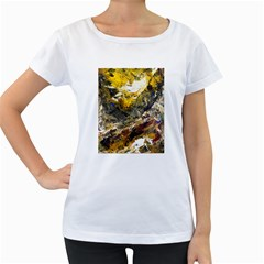 Surreal Women s Loose-Fit T-Shirt (White)
