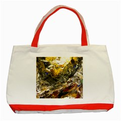 Surreal Classic Tote Bag (red)