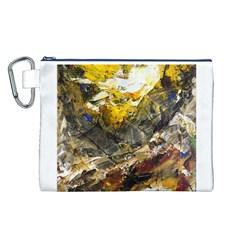 Surreal Canvas Cosmetic Bag (L)