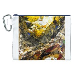 Surreal Canvas Cosmetic Bag (XXL)