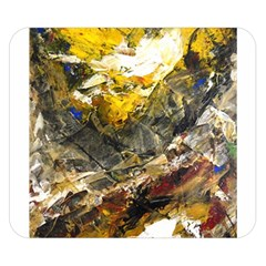 Surreal Double Sided Flano Blanket (small)