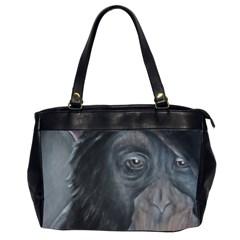 Humans Office Handbags (2 Sides)